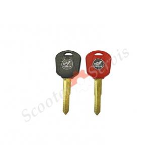 Ключ заготовка, ліва борозна Honda CB400, CA250, Hornet...