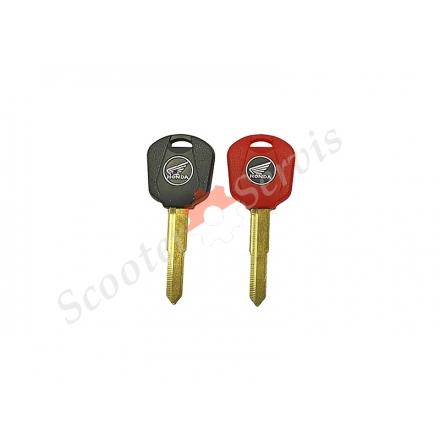 Ключ заготовка, ліва борозна Honda CB400, CA250, Hornet 250, CBR23, CBR29