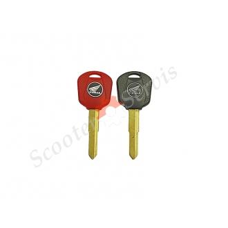 Ключ заготовка, права борозна Honda CB400, CA250, Horne...