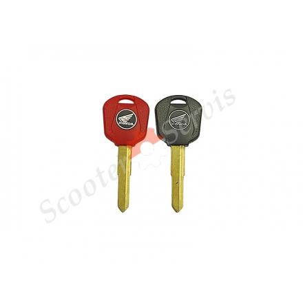 Ключ заготовка, права борозна Honda CB400, CA250, Hornet 250, CBR23, CBR29