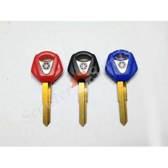 Ключ Yamaha, заготовка правая борозда разные цвета