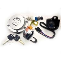 Замки, полный комплект Honda CB400 (92-98 г.в.), VRF400 30/35, CB-1