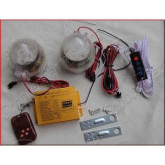 Сигналізація, музика, плеєр мр3, радіо, виносний пульт управління