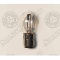 Лампа ближний-дальний свет цоколь 2 уса,12V-35W/35W, цоколь BA20D