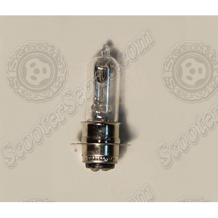 Лампа ближнє-дальнє світло цоколь 1 вус, 12V-35W