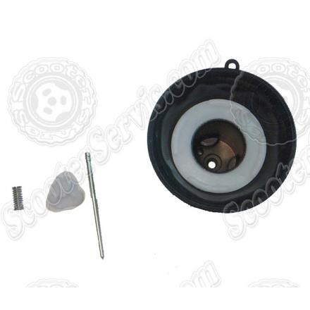 Мембрана карбюратора 125-150сс (малий дифузор)