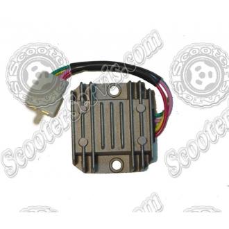 Регулятор напряжения 125-150сс, 4 провода