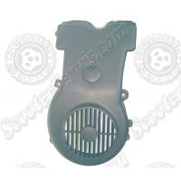 Кожух защиты крыльчатки обдува, вентилятора, Сузуки Векстар, Suzuki Vecstar, AN125, AN150