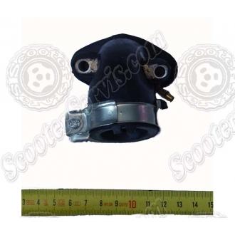Впускной патрубок карбюратора 4т 50-80сс