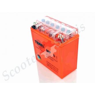 Акумулятор 12N5L-BS 12V 5A гелевий