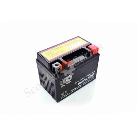 Акумулятор UTX4L-BS, 12V 4A, гелевий