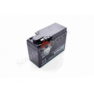 Аккумулятор YTR4A‑BS 12V 2.3A, AGM