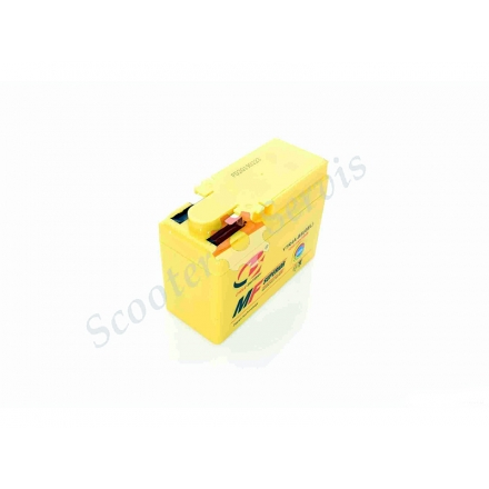 Аккумулятор YTR4A‑BS, 12V 2.3A, гелевый