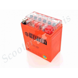 Аккумулятор YTX7L‑BS, 12V 7A, высокий, гелевый