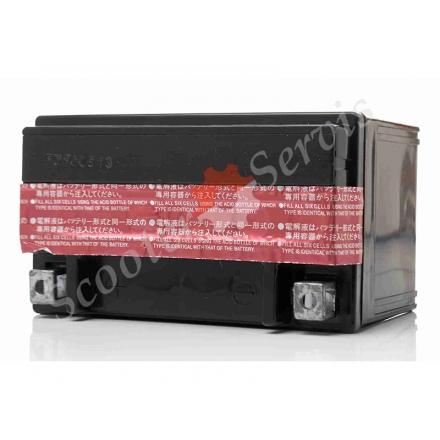 Аккумулятор YTX9‑BS, 12V 9A, кислотный