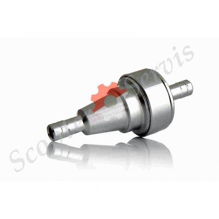 Алюминиевый фильтр топлива, разборной