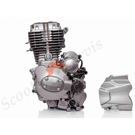 Двигатель в сборе 157FMI‑2, CG150, комплект с карбюратором