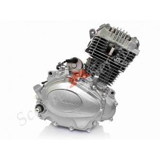 Двигатель в сборе 162FMJ‑2 AC, CB150, комплект с карбюратором