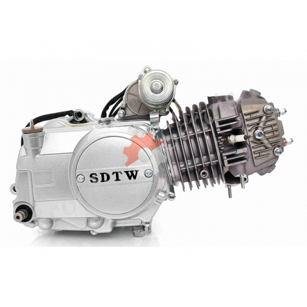 Двигатель в сборе Delta 125, комплект с карбюратором