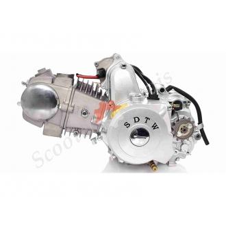 Двигун в зборі Delta 125, комплект з карбюратором