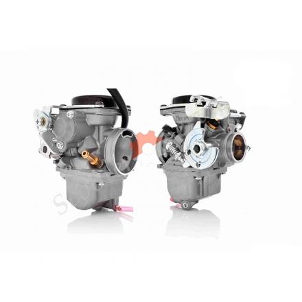 Карбюратор Mikuni с ускорителем мембраны двигателя 164FMJ, CG200, CB200, GN200, ZUBR