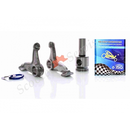 Нижнее коромысла, рокера, клапанов с валом Honda CG125/150, Хонда CG125/150