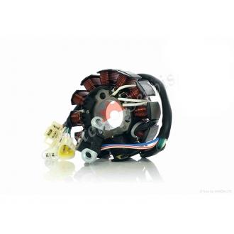 Генератор, статор скутера Yamaha CYGNUS ZY125, XC125, к...