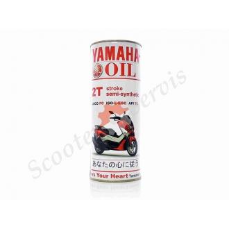 Моторне масло напівсинтетичне Yamaha 2T для мотоциклів,...