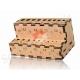 Подарункова, дерев'яна декоративна підставка для свердел