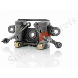 Рокера, коромисла, клапанів Honda CG125 / 150, Хонда CG125 / 150
