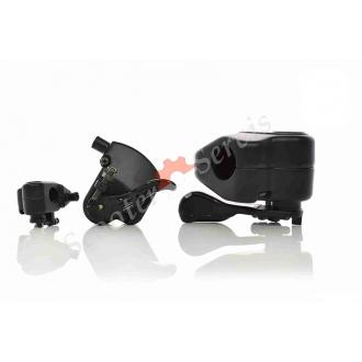 Ручка газу квадроцикла ATV250