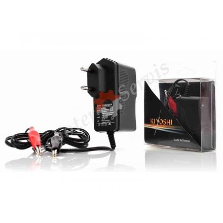 Зарядний пристрій для акумуляторів 12V 1A