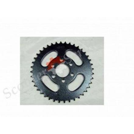 Зірка задня для квадроциклів, мото, ATV 428-40T (6 болтів)