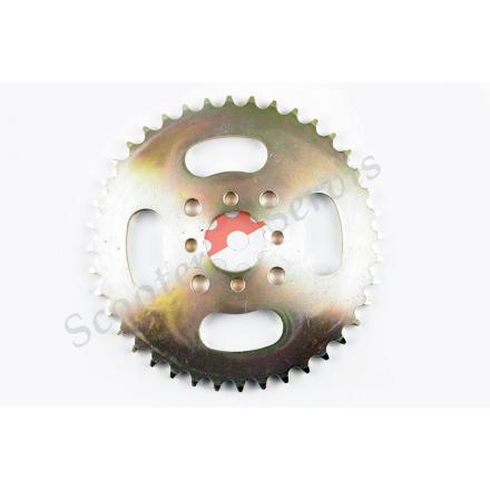 Звезда задняя, квадроциклы, мото ATV 250 Pit Bike, 530-40Т